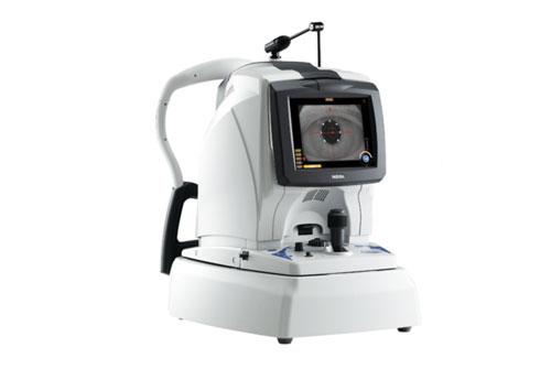 網膜三次元解析装置(OCT)